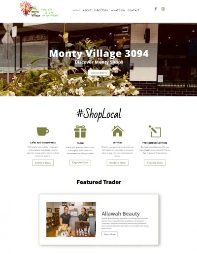 Monty Village